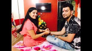Sapna Chaudhary Celebrated Rakhi In Her Haryanva House