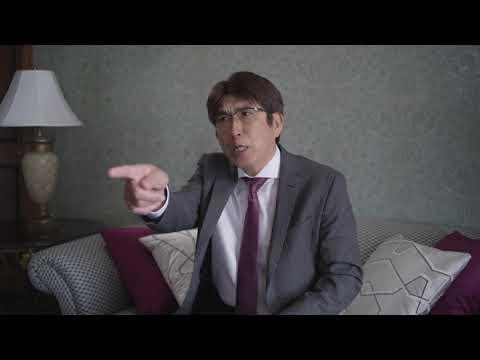石橋貴明出演/#リゲイン石橋のシャキーン!「メイク・着替え後」篇