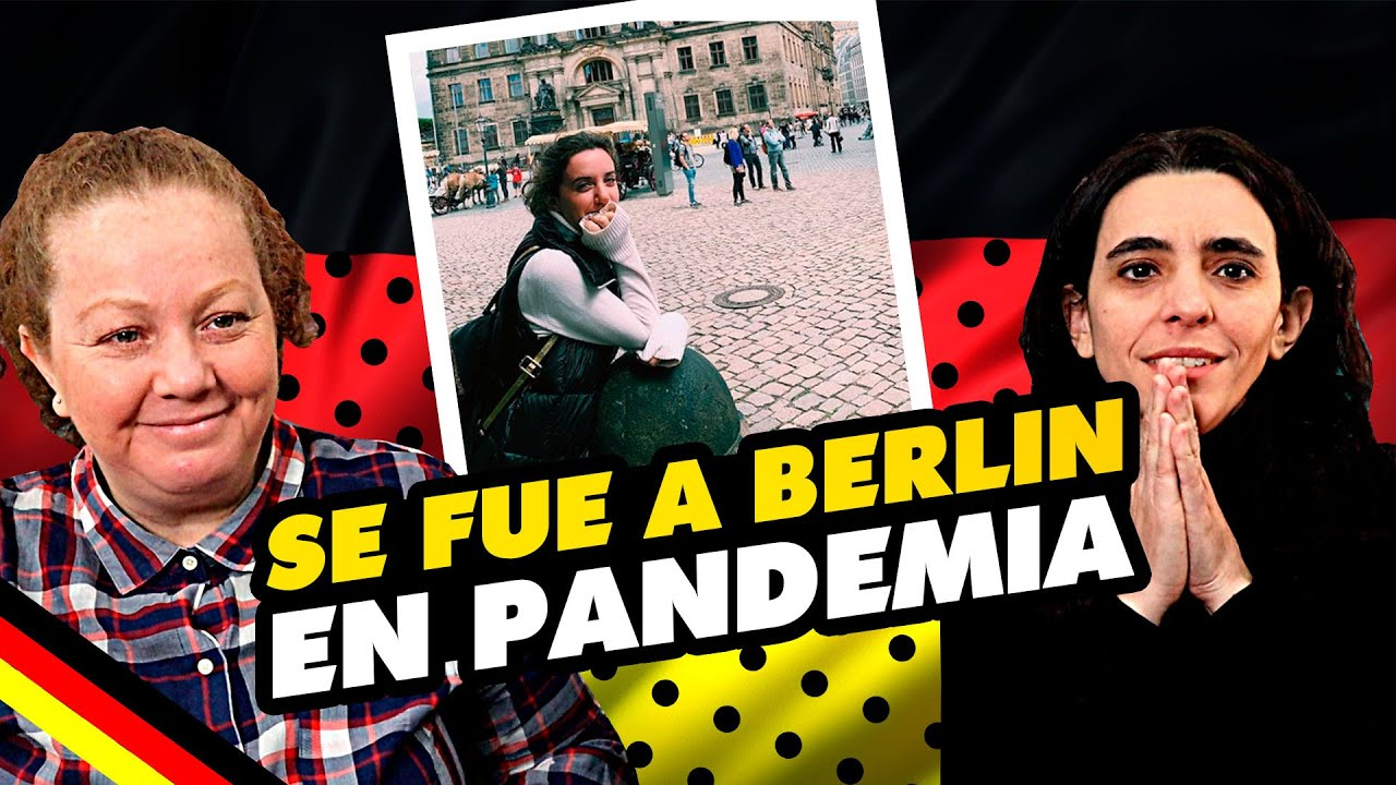 Cómo es VIVIR en ALEMANIA | Viajó a BERLÍN en plena PANDEMIA ft @argentinaenberlin