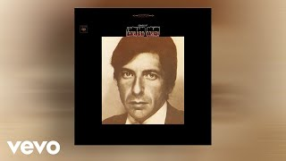 Leonard Cohen - Teachers (Official Audio)