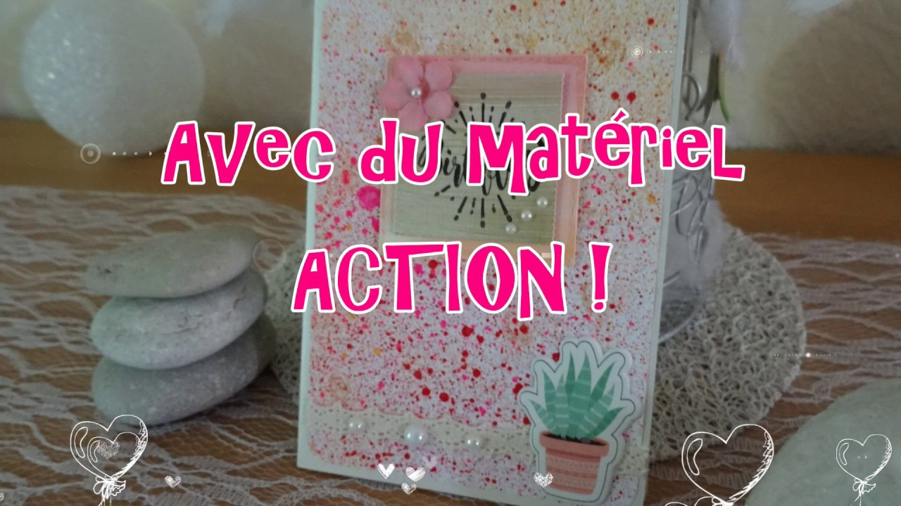 Materiel D'anniversaire À ActionUne Ma Façon Carte 2EDIYW9H