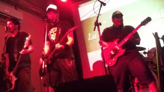 Stuttgart Vodka - I turned out a punk (cover Big audio dinamite) 22/12/2013