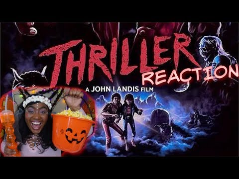 Michael Jackson - Thriller REACTION **REQUESTED**