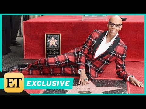 RuPaul Calls Walk of Fame Honor 'The Real Sign of Success' (Exclusive)