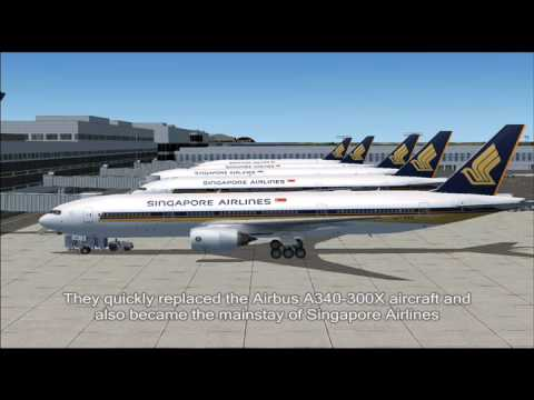 The History of Singapore Airlines Part 1/2