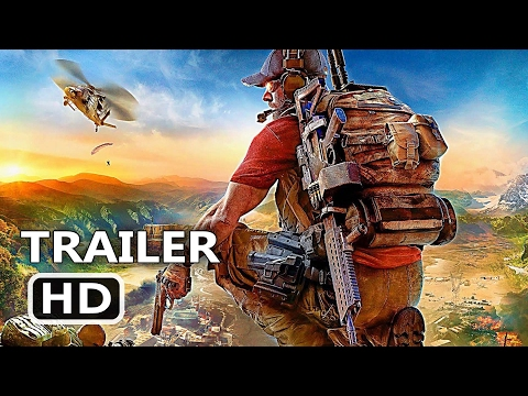 PS4 - Ghost Recon Wildlands Single Player Gameplay Walkthrough