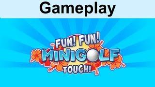 Fun! Fun! Minigolf touch! American Cup - {3DS} HD