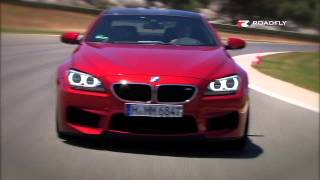 BMW M6 2013 First Test Drive and Track Review with Charlie Romero by RoadflyTV