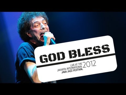 "God Bless ""Panggung Sandiwara"" Live At Java Jazz Festival 2012"