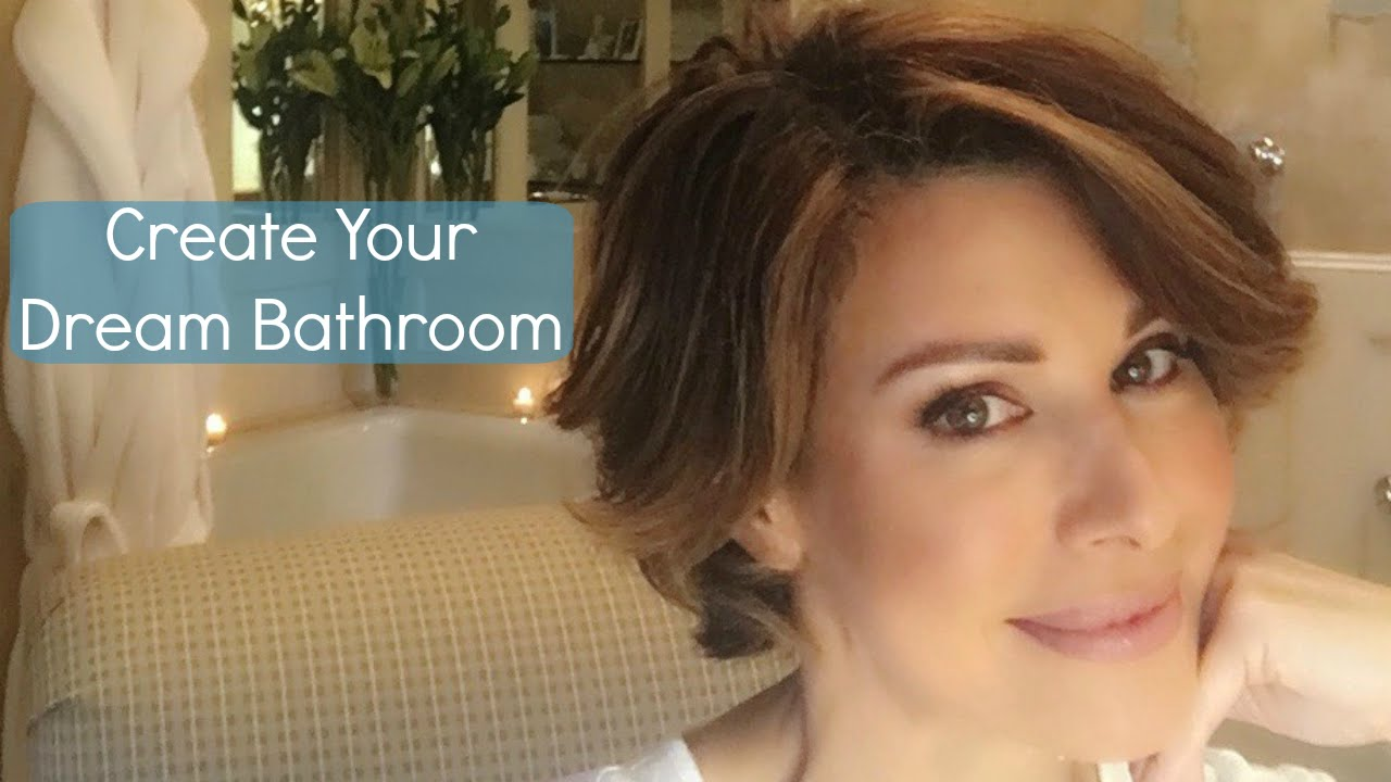 Top 5 tips to create your dream bathroom youtube for Create your dream bathroom
