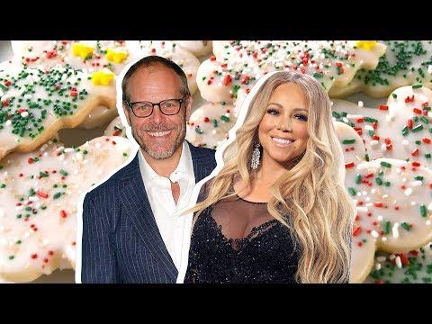 Mariah Carey Vs Alton Brown: Whose Sugar Cookies Are Better?
