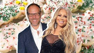 Mariah Carey Vs. Alton Brown: Whose Sugar Cookies Are Better?