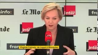 Questions Politiques : Ali Baddou reçoit Virginie Calmels