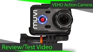 Veho Muvi K2 Action Camera Review