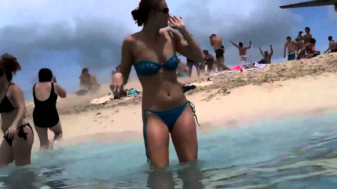 видеоролики на пляжу