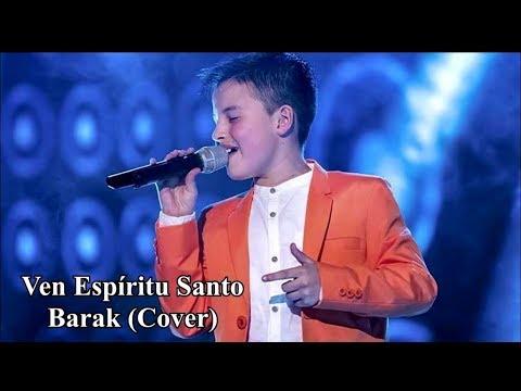 Juanse Laverde (Cover con Kingblessed) Ven Espíritu Santo de Barak