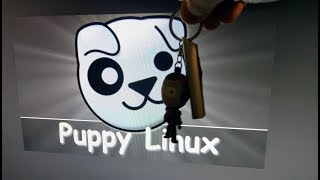 Complete Install Of Puppy Linux On Key-Chain Portable USB Flash Drive