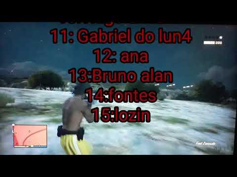 GTA ONLINE: 1v1 BASE MiLiTaRy Zzmlk_d_basezZ ( LUN4 ) vs NEXUS PLAYER ( E-X-T-R )
