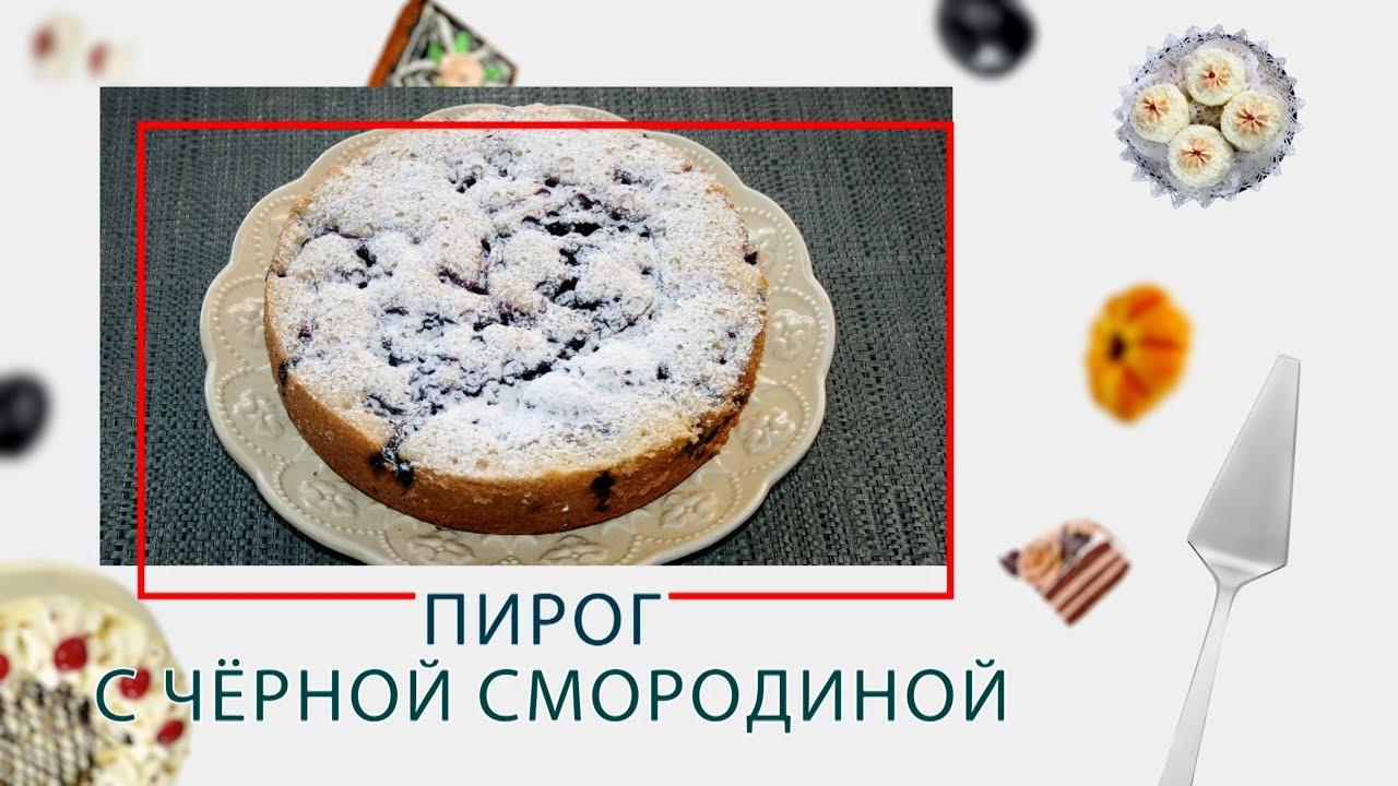 Пирог с чёрной смородиной в ARC–QDL-514D