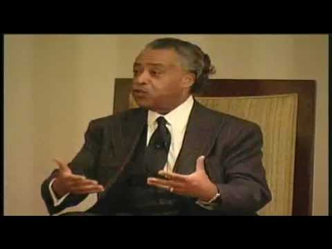Soledad O'Brien interviews Rev. Al Sharpton