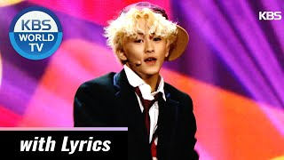 NCT DREAM - Chewing Gum [The 2016 KBS Song Festival / ENG / 2016.12.29]