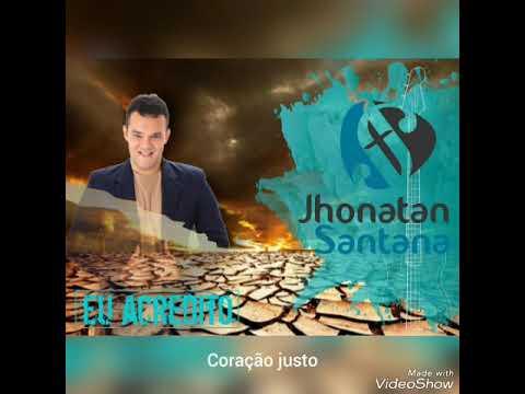 Coração Justo (Jhonatan Santana)