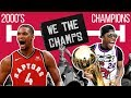 Timeline of the Raptors Championship