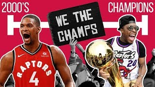 Timeline of the Raptors Championship