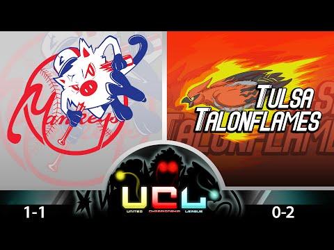 Pokemon Wifi Battle UCL - ShadyPenguinn's New York Mankeys Vs Tulsa Talonflames