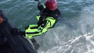 NATO-øvelse: Sø- og flyredning ved Bornholm