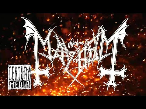 MAYHEM - Worthless Abominations Destroyed (Visualizer Video)