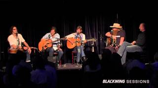 Willie Watson and Michael Witcher (Tractor Beam) - Rock, Salt and Nails - Blackwing Sessions