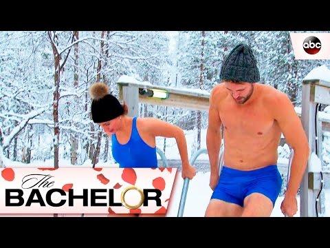 Nick and Vanessa Take Ice Baths - The Bachelor 21x10