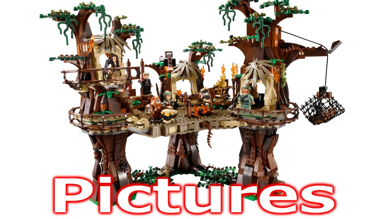 lego star wars 10236 ewok™ village summer 2013 pictures hd - youtube