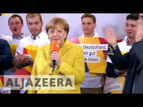 German election campaigning ends ahead of vote