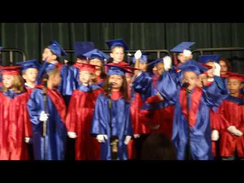 Viva la gente Montessori Bilingual Academy, Orlando, Fl  2010 Pre-K Graduation