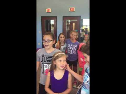 """Behind-the-Scenes with OPA's """"Bright Lights, Big City"""" Youth Theater Camp"""