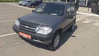 Купити Шевроле Нива (Chevrolet Niva) 2007 р. з пробігом бо в Енгельсі. Автосалон Елвіс Trade-in