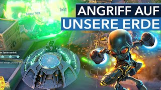 Destroy All Humans! zeigt endlich die SUPERWAFFE - Remake-Preview