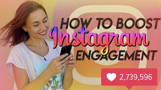 How To Increase Engagement On Instagram 2018. Beat The Algorithm.