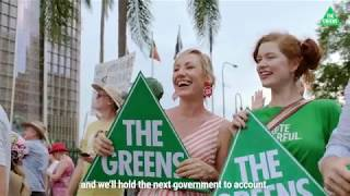 The Greens Vision For A Future For All Of Us