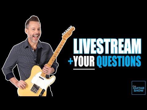 Guitar Show | Live Q&A