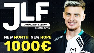 FINALA JLF C2 *GameAgents vs Infinite* 1000 euro