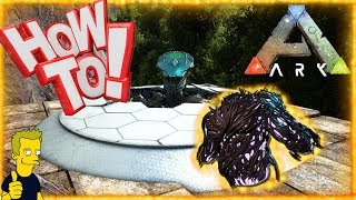 HOW TO GET ! Corrupted Skin Shirt GPS Coords ARK: Survival Evolved