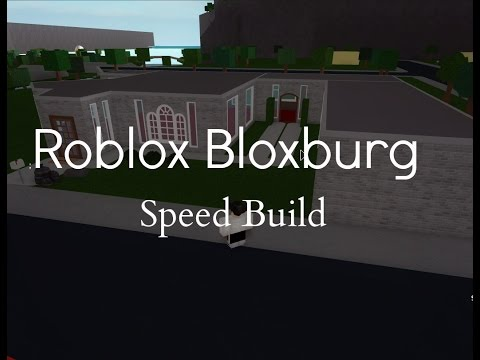 Roblox Bloxburg || Speed Build 7k Budget