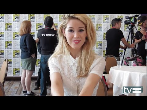 Roxanne McKee Claire Riese   Dominion Syfy