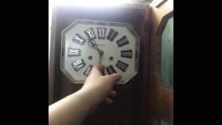 Nối cót giờ đồng hồ treo tường Nga