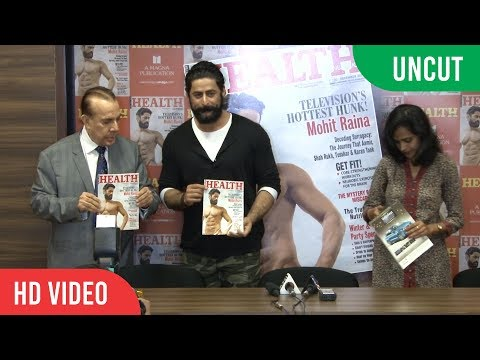 Mohit Raina New Magazine Launch  Health And Nutrition  Viralbollywood