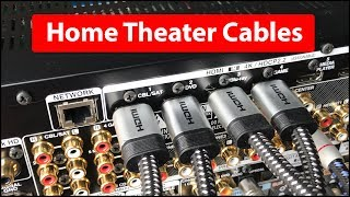 Home Theater Cables | SVS | SecurOMax | Cable Matters
