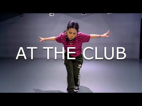 Jacquees - At The Club ft. Dej Loaf | JERRI COO choreography | Prepix Dance Studio